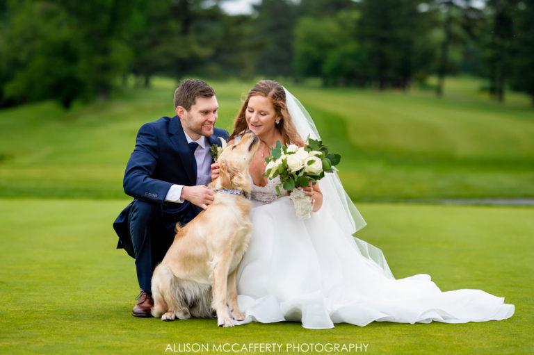 Mary & Michael | Woodcrest Country Club Wedding