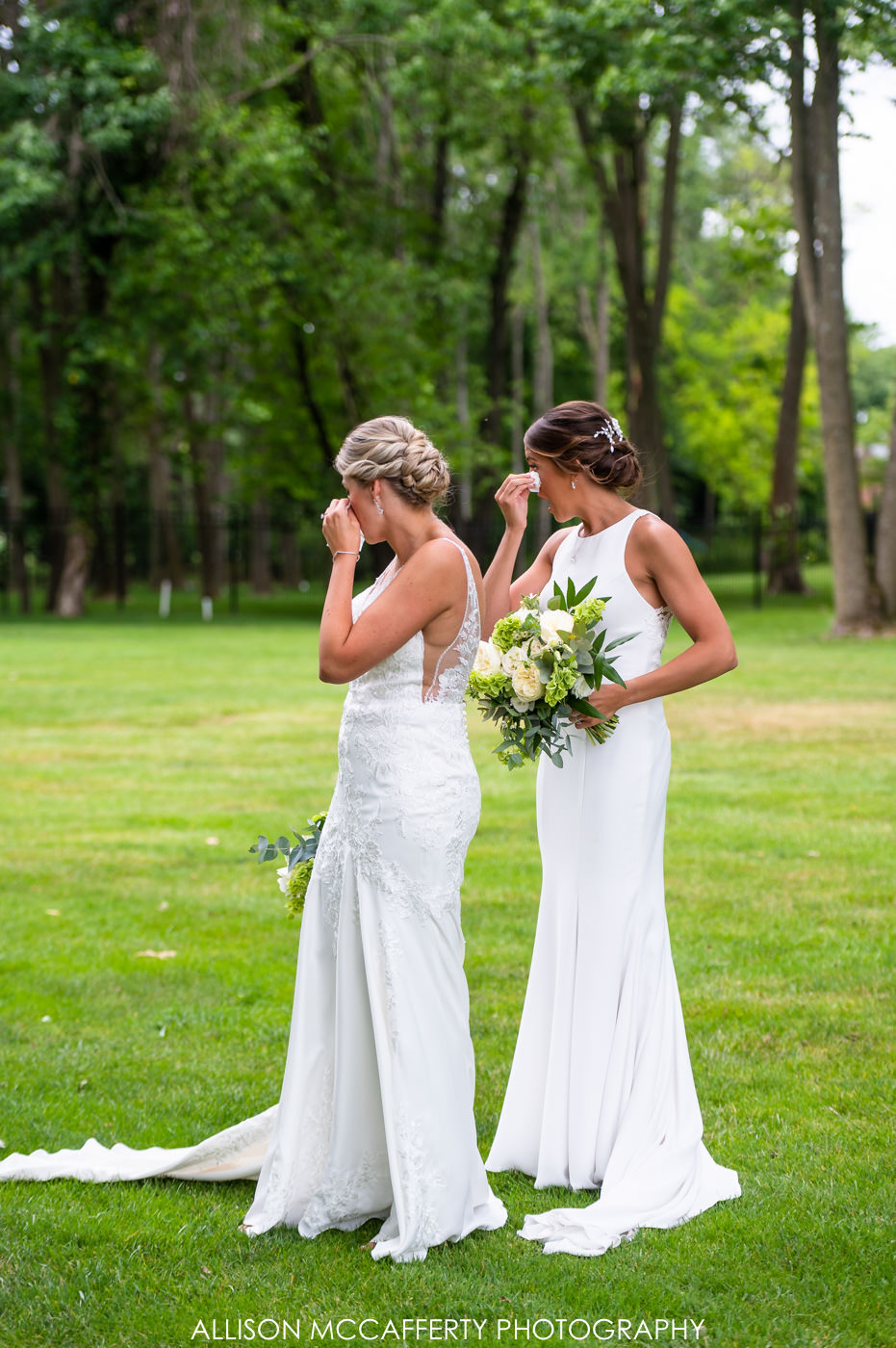 New Jersey Country Club Wedding Venue