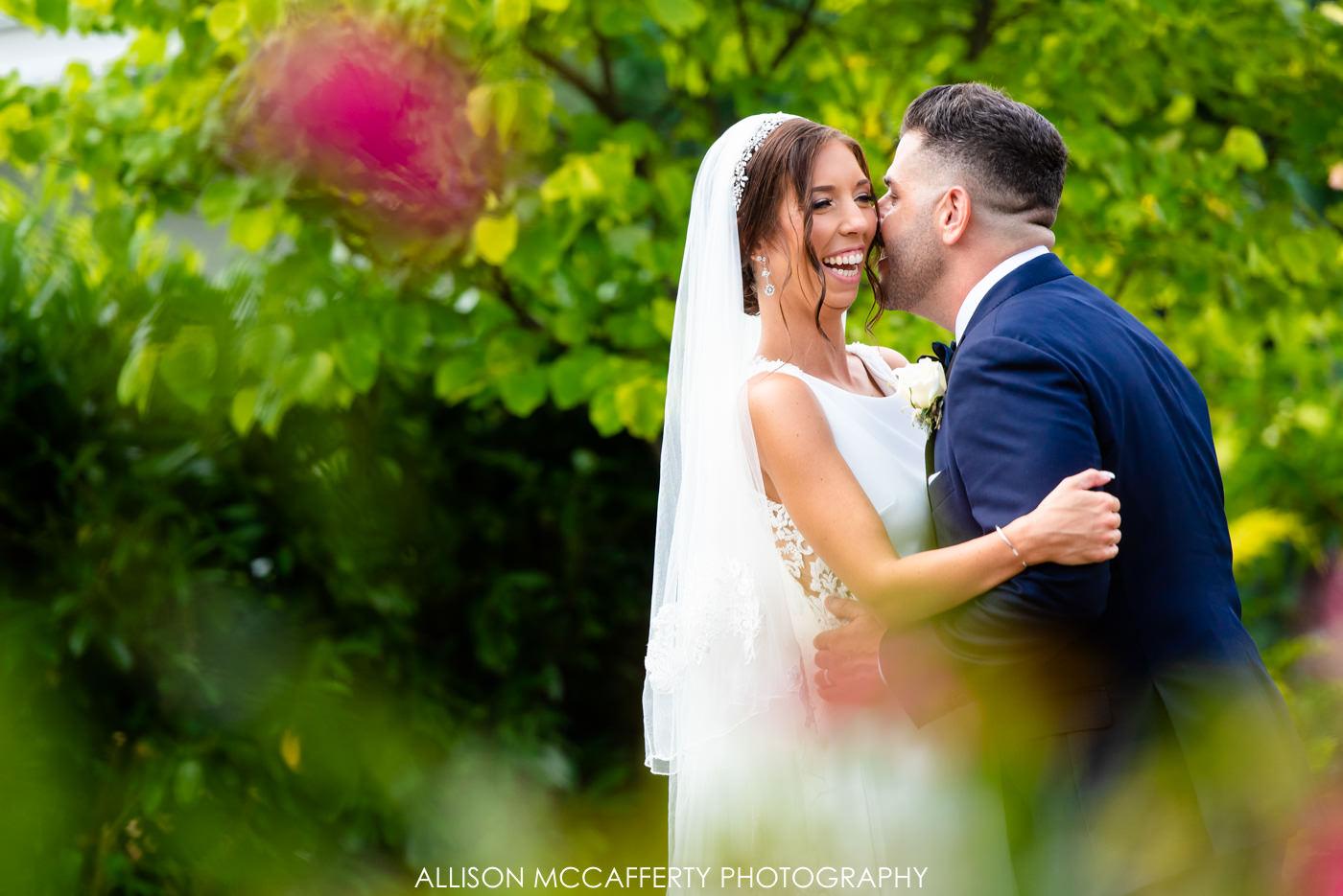 Courtney & Randee | Crystal Point Yacht Club Wedding