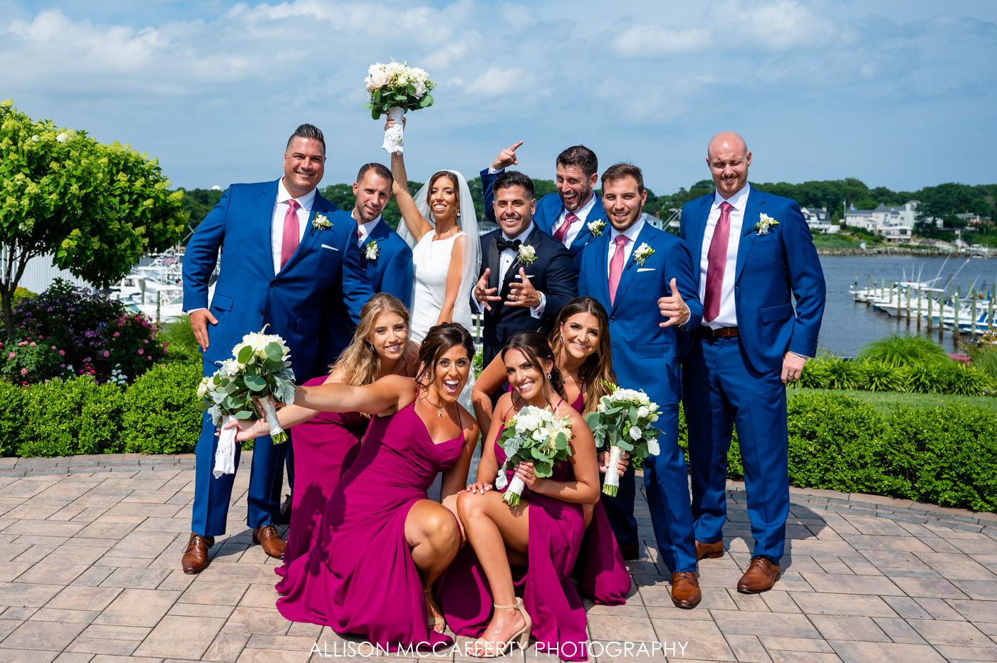Crystal Point Yacht Club NJ Wedding Price