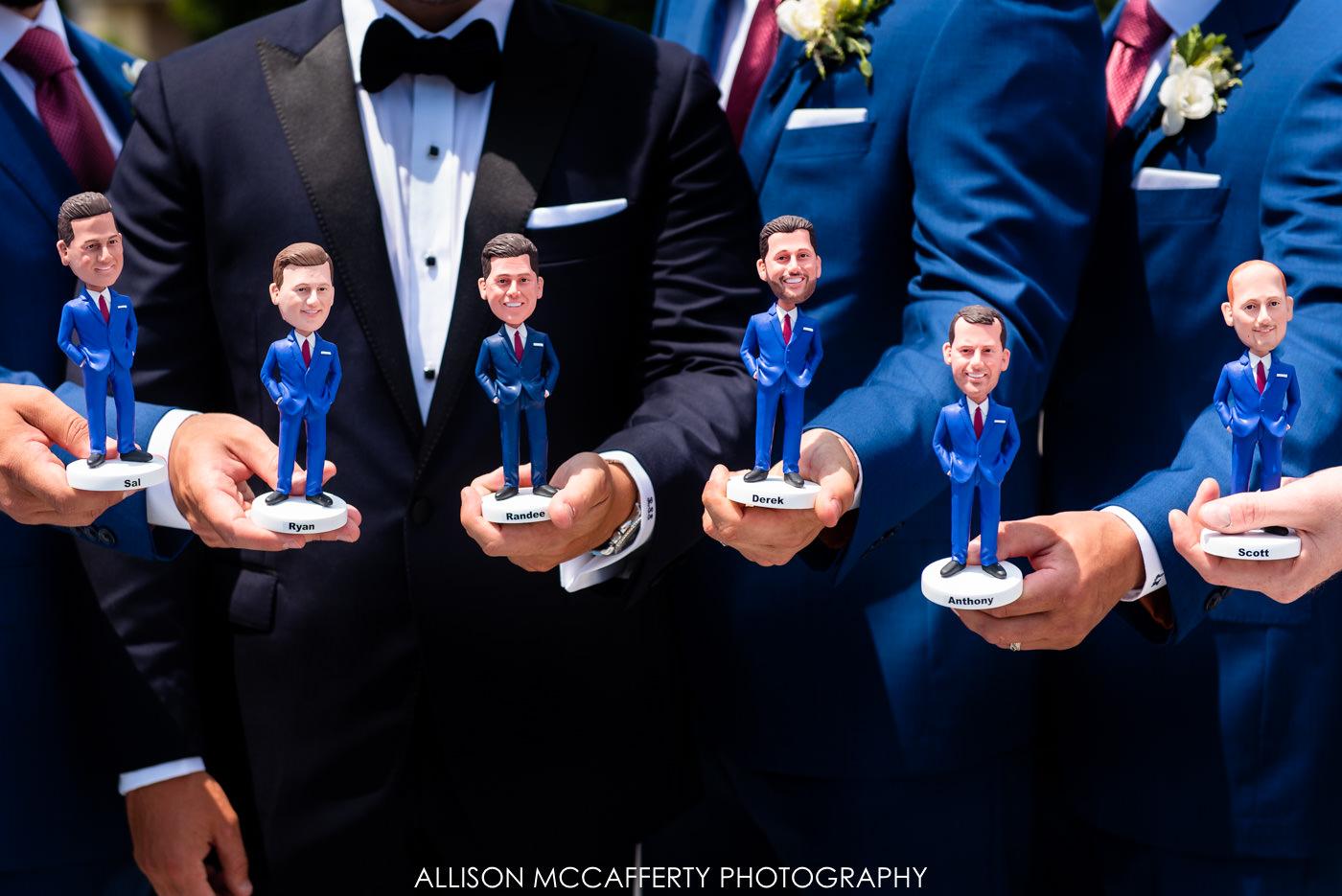 Crystal Point Yacht Club Wedding Photo