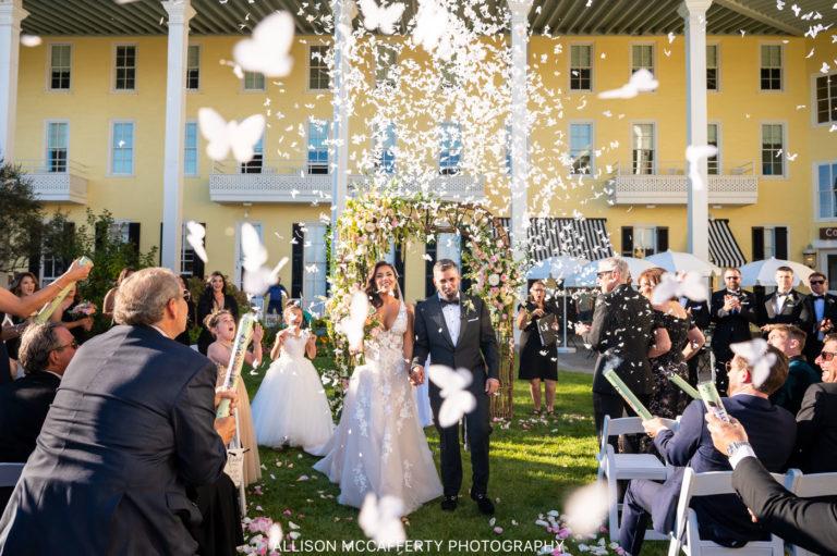Maria & Dan   Congress Hall Wedding