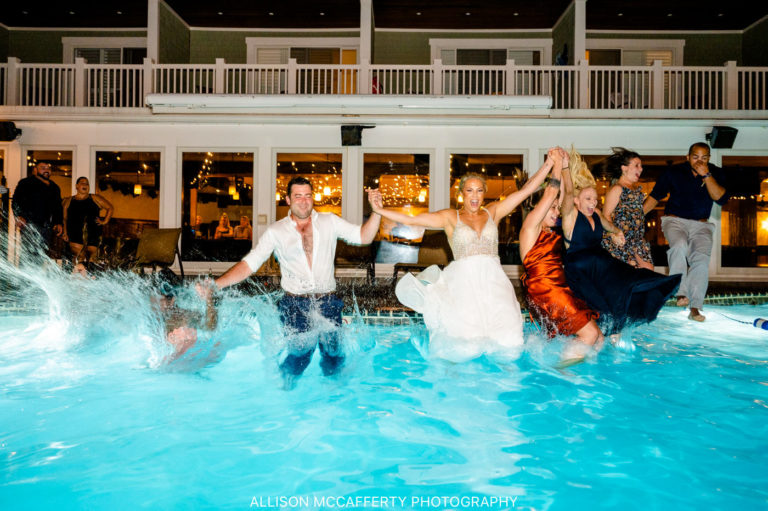 Cassie & Chris | Sea Shell Resort Wedding