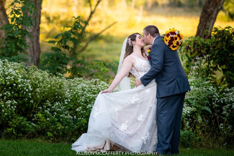 Allie & Joe   Bradford Estate Wedding