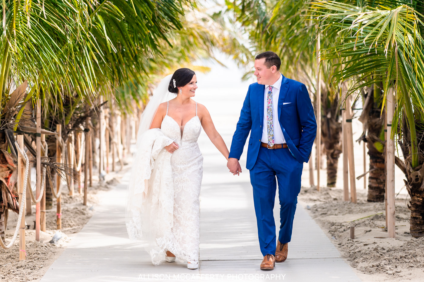 Megan & Logan   ICONA Diamond Beach Wedding