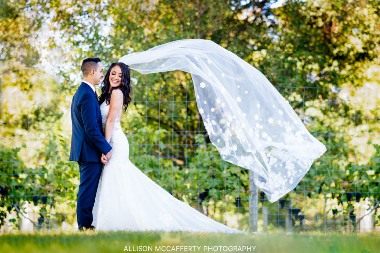 Tori & Matt   The Pavilion at Valenzano Winery Wedding